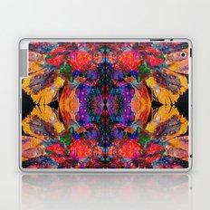 Rainbow Flowers Laptop & iPad Skin