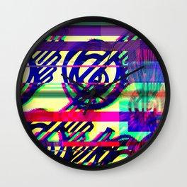 LAZer taG Wall Clock