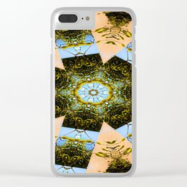 Stargate of Seven Clear iPhone Case