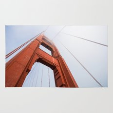 The Golden Gate Bridge Rug