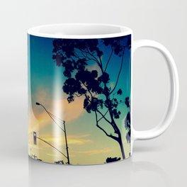 Silhouettes in the Sun Light Coffee Mug