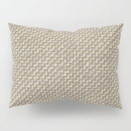 Tan Webbing Pillow Sham