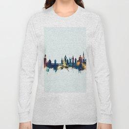 Lucerne Switzerland Luzern Skyline Long Sleeve T-shirt