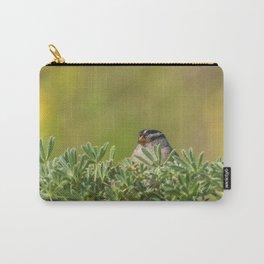 Hidden Sparrow Carry-All Pouch