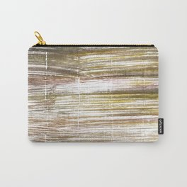 Beaver abstract watercolor Carry-All Pouch