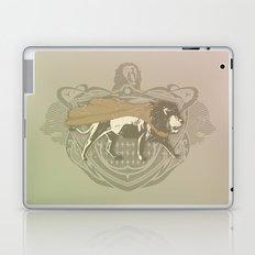 Fearless Creature: Leeoh Laptop & iPad Skin