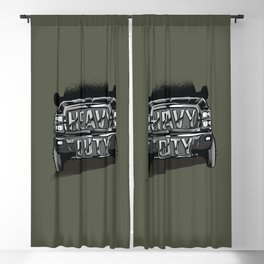 Heavy Duty Blackout Curtain