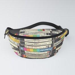 VHS Stack Fanny Pack