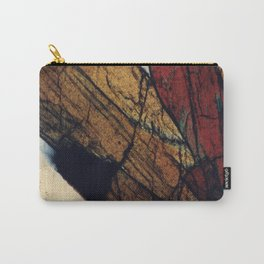 Epidote and Quartz Carry-All Pouch