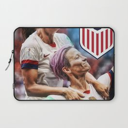 2019 World Cup Champions Laptop Sleeve