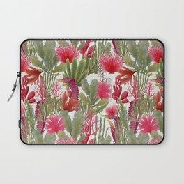 British Seaweed -  collage of vintage botanical illustrations Laptop Sleeve