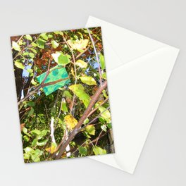 I Try to be Renè Magrite: Take 1 Stationery Cards