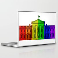 equality Laptop & iPad Skins featuring Marriage Equality by End Of Prohibition
