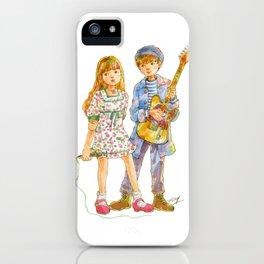 Pop Kids vol.13 iPhone Case