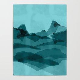 Mountain X 0.1 Poster