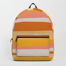 sedona, desert stripes Backpack