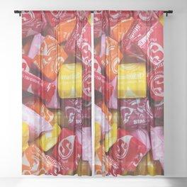 Starbursts Sheer Curtain