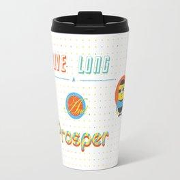Minion!Star Trek Travel Mug