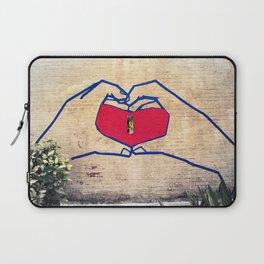 Love (edited) Laptop Sleeve