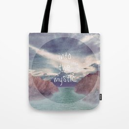 Into the Mystic (ANALOG zine) Tote Bag