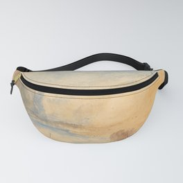 "J.M.W. Turner ""Mountain Landscape with Lake"" Fanny Pack"