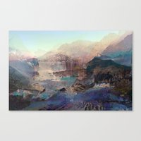 tchmo Canvas Prints featuring Untitled 20140511x by tchmo