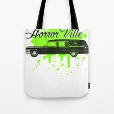 Galactic Hearse Tote Bag