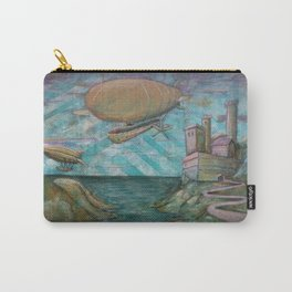 Far Off Land Carry-All Pouch