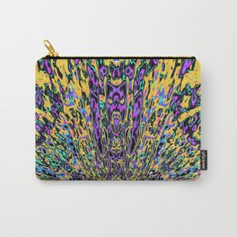 Neo cat pattern Carry-All Pouch