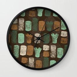 Logs Wall Clock