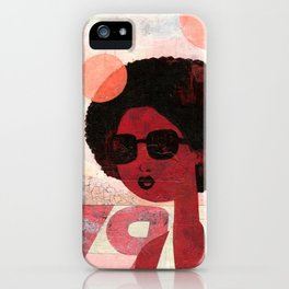 AFRO 79 iPhone Case