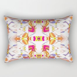 Russian winter fairy tale Rectangular Pillow