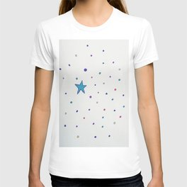 Stars and Dots T-shirt