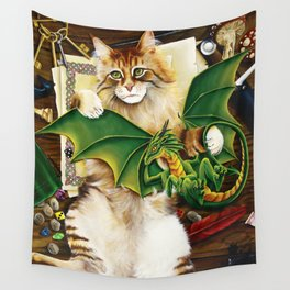 Azlan and Fern Wall Tapestry