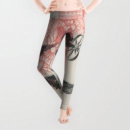 Cosmic Wheels Leggings