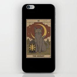 The Hermit iPhone Skin