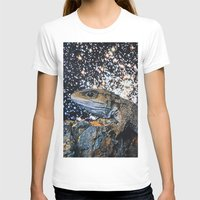 lizard T-shirts featuring Lizard by John Turck