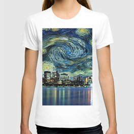 A Night In The Sky T-shirt