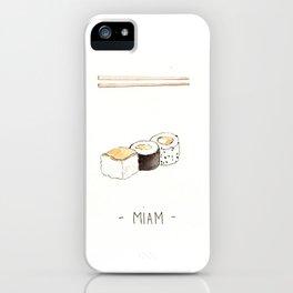 Sushis iPhone Case