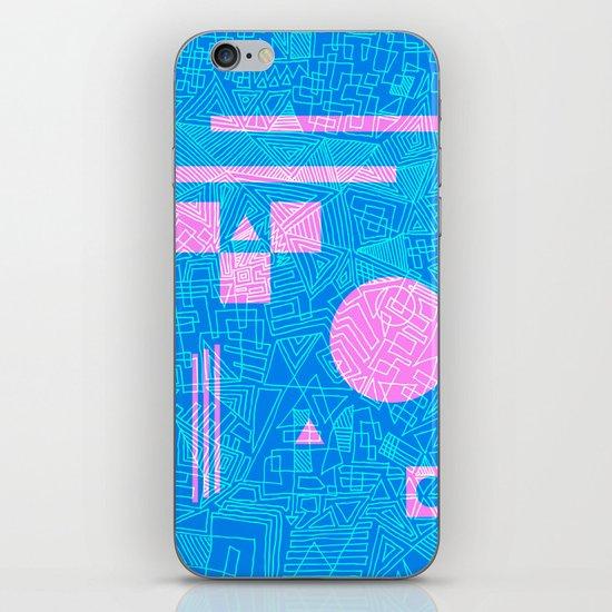Futurism iPhone Skin