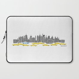 New York City Panoramic Laptop Sleeve
