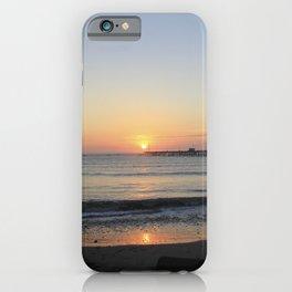 Sunset at Peru iPhone Case