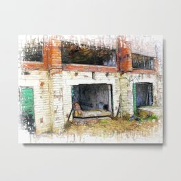 In  Need of some TLC Metal Print