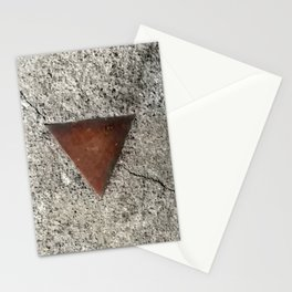 Granite Triangle Stationery Cards