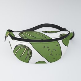 Green Pickles Fanny Pack