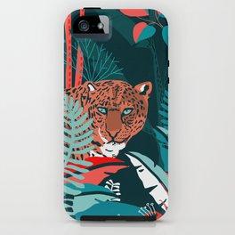 J a g u a r iPhone Case