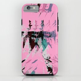 FPJ pretty in pink iPhone Case