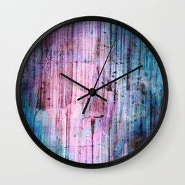 Abalone Mermaid Shell Wall Clock