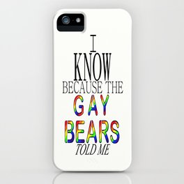RBB iPhone Case