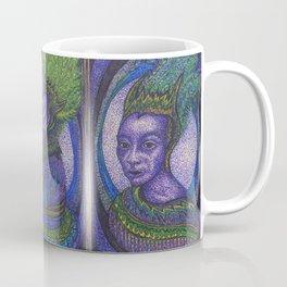 Three Queens Coffee Mug